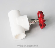 export high quality ppr stop valve