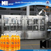 Fruit juice hot filling machine for PET bottle