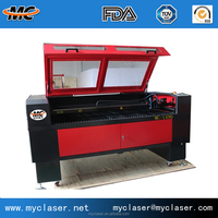 Top sale CNC laser cutting machine for bamboo mdf wood MC1490