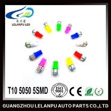Car Led Lamp 5050 Smd Led Light Led Auto Light Led Interior Light 12V Car Led LightLed Car T10