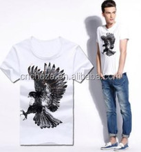 Z56161A 2015 fashion European men's popular tshirts