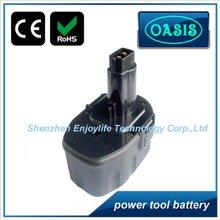 Li-ion batería de herramientas eléctricas para dewalt 14.4v 3.0ah