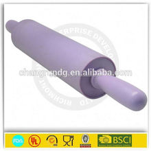 colorful rolling pin & marble board