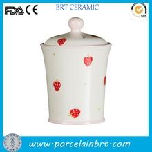 Spot canister kitchenware porcelain Slimming Tea