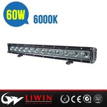 """LW 12v,24v IP67 aluminum for led light bars 60w 20"""" 5400lm straight led bar light LED Work Light Bar"""