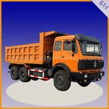 6 x 4 beiben camión volquete barato precio para la venta en todo el mundo