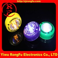 Wholesale micro led flashing lights/led lantern rechargeable light/vibration led flashing lights