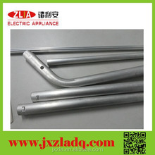 Factory direct sale durable threaded aluminum tube/pipe