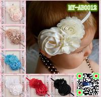 European top baby headband wholesale baby indian bridal beaded hair accessories MY-AB0012
