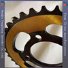 Motorcycle Rear Sprocket polishing high quality