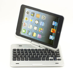 Flip Keyboard Case For iPad 2