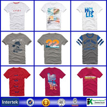 The latest products brand name large quantity organic cotton t shirt