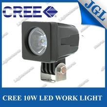 HOT item cree 10w led work light, 12v led light, motorcycle lighting