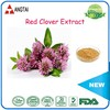 free sample chinese natural plant red clover extract powder