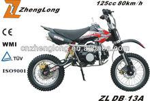 2016 new design 4 stroke dirt bike 125cc