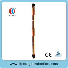 copper plated earth rod/copper grounding rod