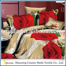 Made in China Factory price Customized famous brand bedding set