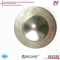 OEM ODM ISO ROHS SGS certified manufacturing professional metal dome lids