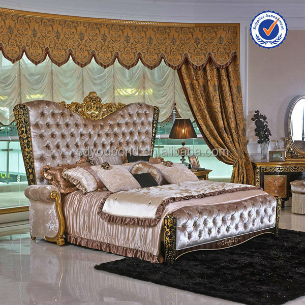Chambre A Coucher Royal Italy : Royal gorgeous bedroom set furniture style fancy