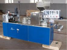 Plastic drinking straw production machine