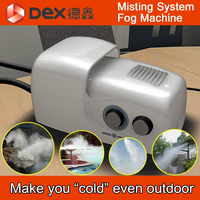 portable fogger for cooling with new technology