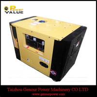 11kv 11kva diesel generator set