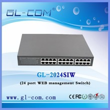 24 port huawei d link gigabyte POE ethernet switch network switch