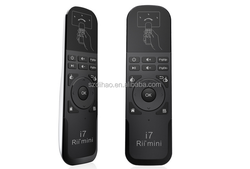 DIHAO i7 2.4G Mini Wireless Keyboard Air Mouse Remote Combo for TV BOX Mini/Laptop PC 10M Operating