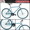 High Quality 700C Aluminum Alloy Frame Carbon fixie Fixed Gear Bike