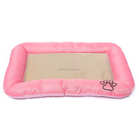 Beautiful Design Small Size Dog Cat Pet Summer Cooling Cushion Pad Cool Mat Seat Bed Lowest Price