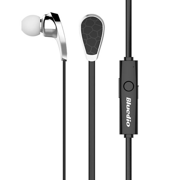 High Quality Bluedio N2 Stereo Music Earphone Wireless Bluetooth 4.1 Headphones With Mic Headset