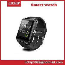 bluetooth smart led watch with dial/call answer music /player