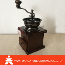 Made in China antique mini cordless coffee grinder