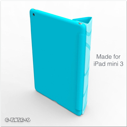 Factory supply, custom pu leather case for iPad mini 3
