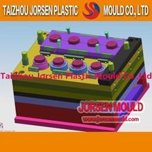 High Quality Plastic Shampoo Cap Mould Flip Top Cap Mould
