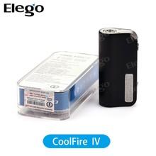 Innokin Newly Launch Product Cool Fire 40w BOX MOD Cool Fire IV / Coolfire IV Coolfire 4 Match Subtank Mini Bell Cap