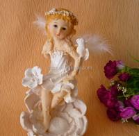 Pretty small plastic fairy figurines/small plastic fairy figurines