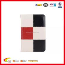 wholesale leather tartan wrist strap for ipad mini 1/2/3 case for ipad air2 for ipad 6