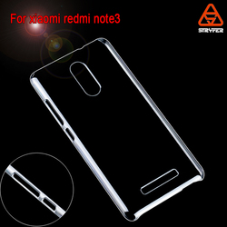 Guangzhou cell phone protector case for xiaomi redmi note 3 mobile phone case , crystal phone case for xiaomi redmi note 3 pc