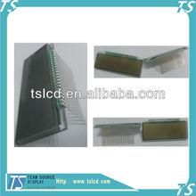 custom lcd with metal pin