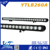 High Power 4.6inch 20W Car Led Light bar car accessories led lighting 24000lm