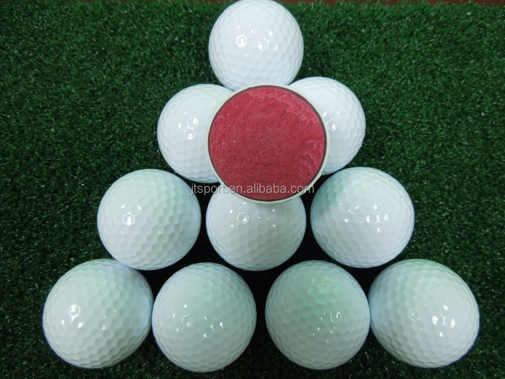 blank white rubber balls golf ball 3 pieces golf balls. Black Bedroom Furniture Sets. Home Design Ideas