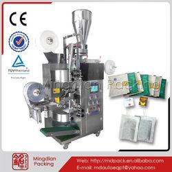 MD168 Manufacturer Tea Paper Packing Machine