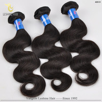 Factory Wholesale Body Wave Natural Soft 100% Virgin Brazilian Hair