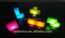 Hot Sale New Design Led Toys Luminous tetris For Kids