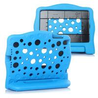 Custom best shockproof eva kids 7 inch tablet case with handle
