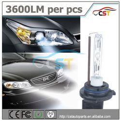 Top quality 3600LM 35W HID xenon bulb Light 9006 hid xenon 50w