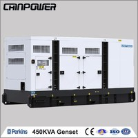 45 kva home use silent type diesel generator with Deepsea controller