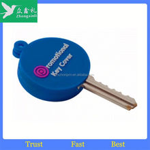 customed shape soft pvc rubber keychain keyring for promotional gifts