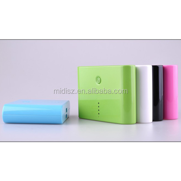 Big Capacity Mobile Power Bank Steamed Bun 20000mAh
